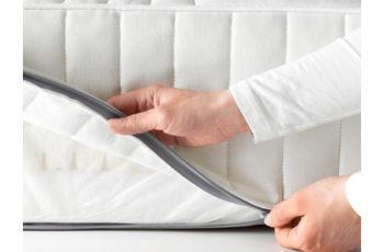 matelas à mémoire de forme Ikea MYRBACKA